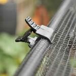 Easy Garden Netting Clips