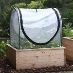 Fitted Hoops and Mesh Vented PVC Covers