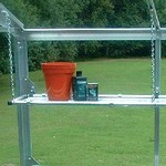 Greenhouse Integral Shelf