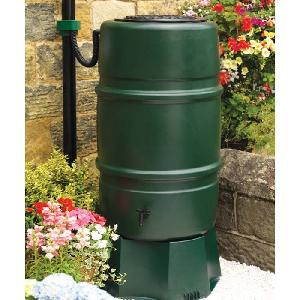 Harcostar 227 Litre Water Butt Amp Free Rain Trap From