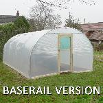 Harrod 12ft Wide Polytunnel