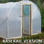 Harrod 8ft Wide Polytunnel