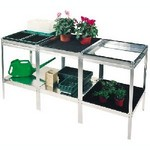 Heated Trays, Benches and Covers