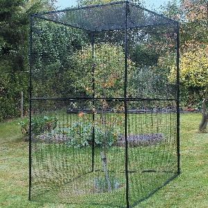 Heavy Duty Steel Cherry Tree Cage From Fruit And Vegetable
