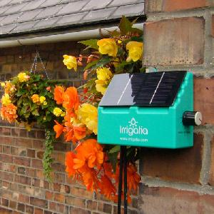 Irrigatia Solar Automatic Watering System on Can Watering System