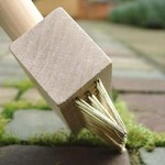 Long Handled Miracle Paving Brushes