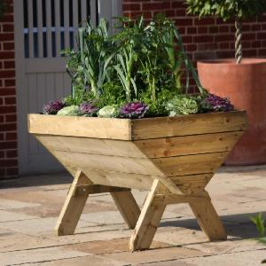 Maxi Manger Trough Planter From Patio Growing Allotment Shop