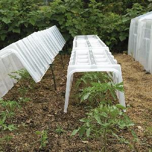 Mini Greenhouse Cloche Tunnels From Cold Frames Cloches