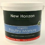 New Horizon Pelleted Poultry Manure