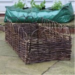 Reusable Growbag Willow Screen