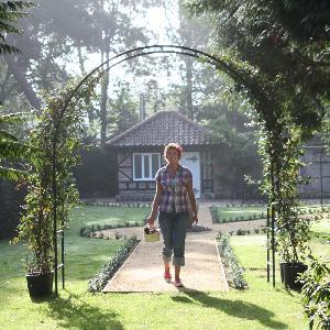 Roman Garden Arch From Garden Structures Allotment Shop