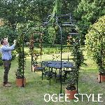 Rose Arch Gazebo or Arbor