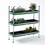Seedling And Plant Shelving