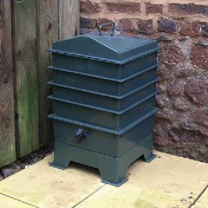 Stacking Wormery From Composting Allotment Shop