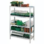 Versatile Shelving 152 cm High