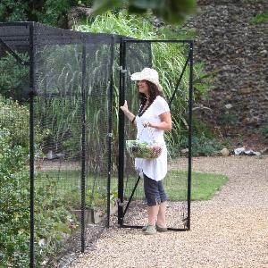 Walk In Steel Fruit And Vegetable Cages From Fruit And