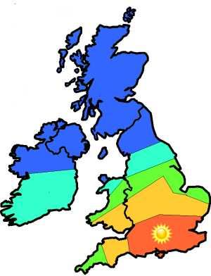 UK Seasonal Variations
