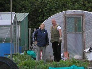 March Polytunnel