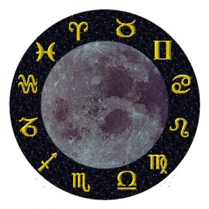 Moon Lunar Zodiac