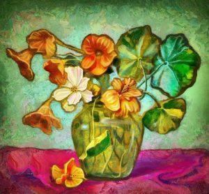 10 Garden Tips - Flowers in Vase