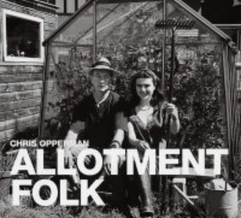 Allotment Folk Front Cover
