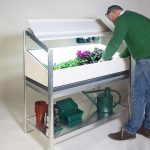 An Indoor Greenhouse - The Dewpoint Propagating & Growing Cabinet