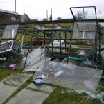 Greenhouses in High Winds - Protect and Survive!