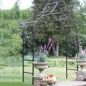 Ogee Style Garden Arch