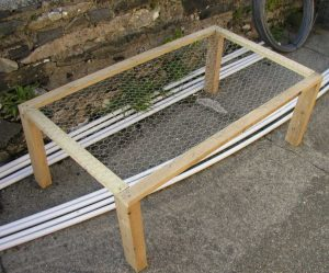 Onion Drying Frame