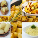Potato Varieties for Flavour -Boiled Baked Roasted Mashed