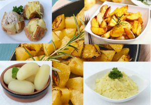Potatoes for Flavour