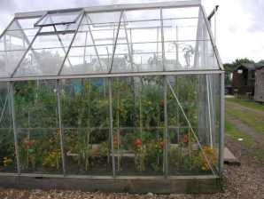Greenhouse Temperature Control