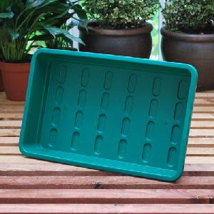greenhouse watering gravel trays