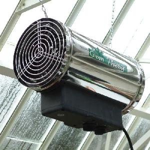 Electric Greenhouse Fan Heaters