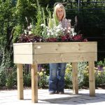 Growing Tables for Vegetables, Fruit & Herbs