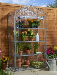 Mini Greenhouse Tomato Grow House