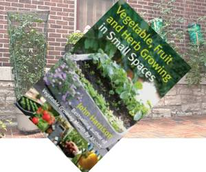 Vegetable Fruit Herb Growing Small Spaces