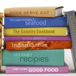 Recipe, Cooking and Preserving Books