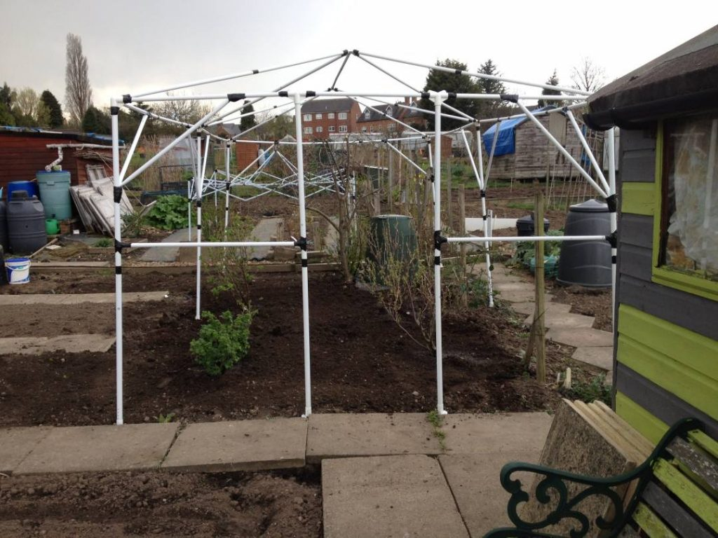 Allotment Cage Frame
