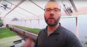 Commercial Microgreen Growing