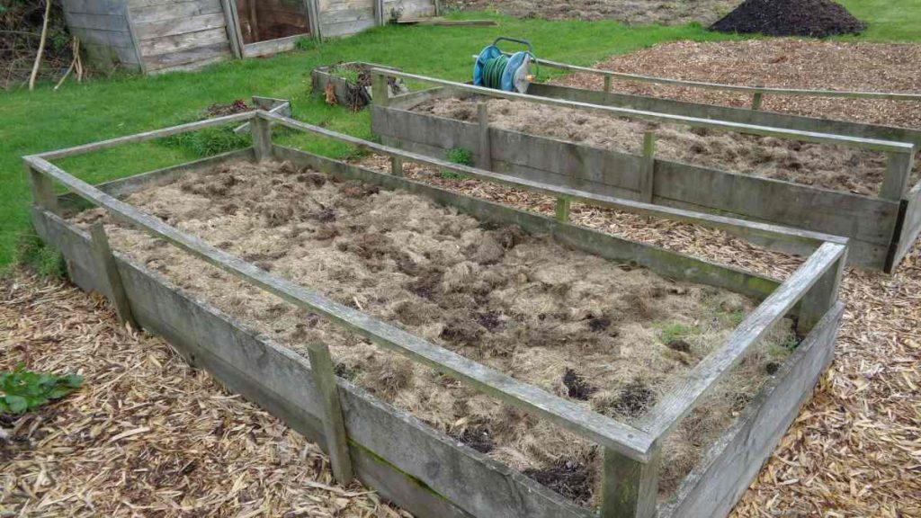 Mulched Raised Beds