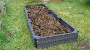 BRP Raised Bed Layer Sheep Manure