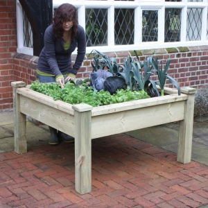 Vegetable Table Planter